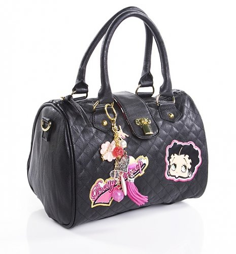 Betty Boop on Pinterest | Betty Boop, Studded Purse and Rhinestones