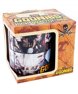Goonies Collage Mug