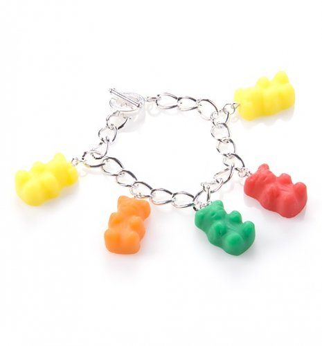 Gummy Bear Charm Bracelet from Bits and Bows : Main