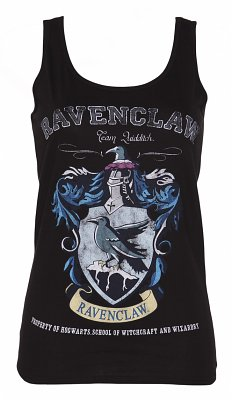 Ladies Black Harry Potter Ravenclaw Team Quidditch Vest