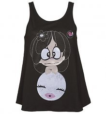 Women's Hanazuki Design Swing Vest