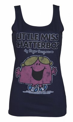 Ladies Little Miss Chatterbox Vest