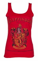 Ladies Red Harry Potter Gryffindor Team Quidditch Vest