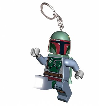 Lego Boba Fett Star Wars Key Light