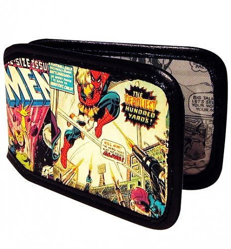Marvel Comics Characters Card ID Holder : Main