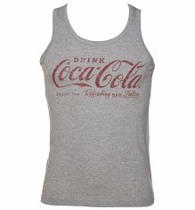 Men's Coca-Cola Logo Vest