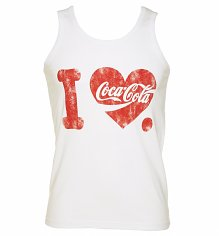 Men's I Heart Coca-Cola Vest
