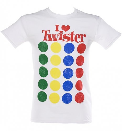 Men's I Heart Twister T-Shirt : Main