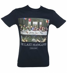 Men's Navy The Last Hangover T-Shirt from Chunk