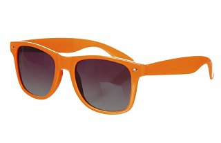 Orange Wayfarer Sunglasses
