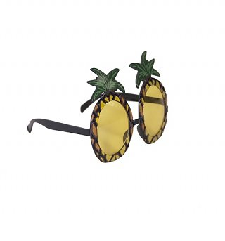 Novelty Pineapple Sunglasses