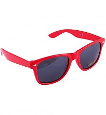 Red Wayfarer Sunglasses