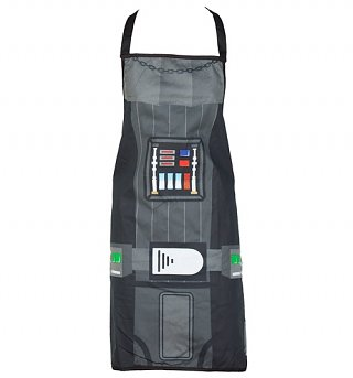 Star Wars Darth Vader Costume Apron In Tube