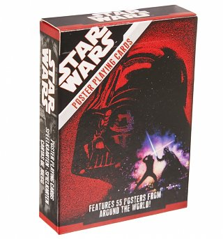 Star Wars Movie Poster Playing Cards