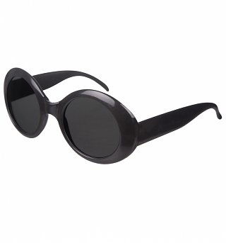 Novelty Black Jackie O Sunglasses