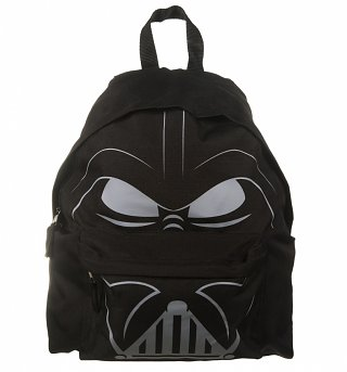 Black Star Wars Darth Vader Backpack