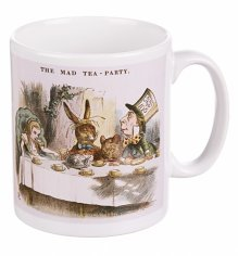 Boxed Alice In Wonderland Mad Tea Party Mug