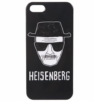 Breaking Bad Heisenberg Sketch iPhone 5/5s Snap On Case