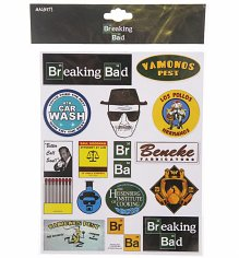 Breaking Bad Logo Magnet Set