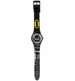 DC Comics Batman LCD Watch