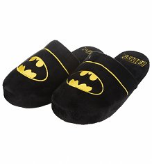 DC Comics Batman Slip On Slippers