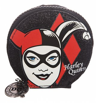DC Comics Harley Quinn Coin Purse