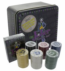 DC Comics Joker Poker Set