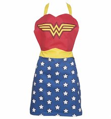 DC Comics Wonder Woman Costume Apron