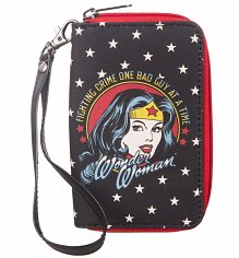 DC Comics Wonder Woman Zip Purse