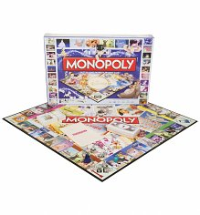 Disney Classics Monopoly Game Set