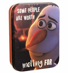 Disney Frozen Some People Are Worth Melting For Collectors Tin