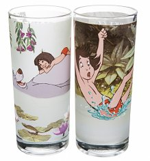 Disney Jungle Book Set Of 2 Glasses