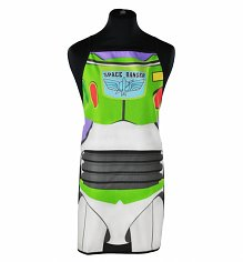 Disney Toy Story Buzz Lightyear  Costume Apron In Tube