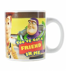 Disney Toy Story You've Got A Friend Mug