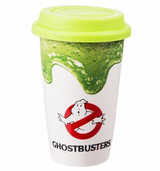 Ghostbusters Slime Travel Mug