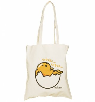 Gudetama Lazy Egg Tote Bag