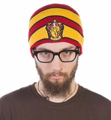 Harry Potter Gryffindor Knitted Beanie Hat