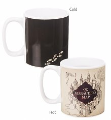 Harry Potter Marauders Map Heat Change Mug