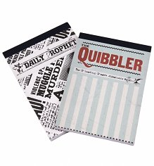 Harry Potter The Quibbler Jotter Set