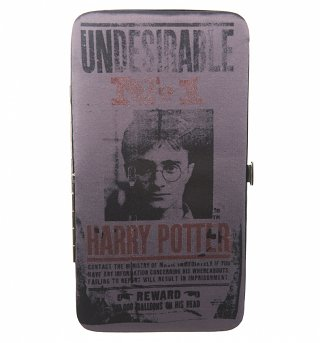 Harry Potter Undesirable No. 1 Hinge Wallet