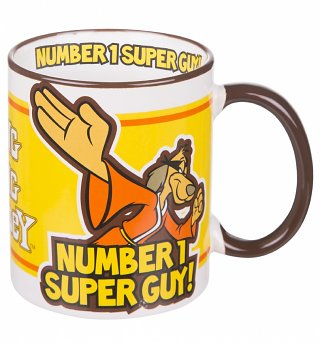 Hong Kong Phooey Super Guy Mug
