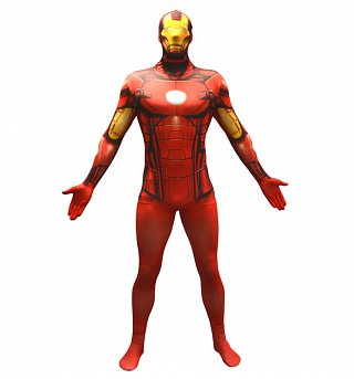 Iron Man Marvel Comics Morphsuit