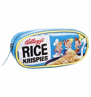 Kellogg's Retro 70's Rice Krispies Make Up Bag