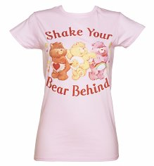 Women's Care Bears Shake Your Bear Behind T-Shirt