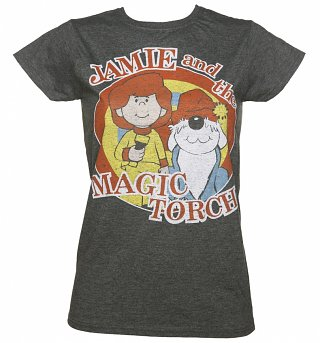 Women's Jamie and the Magic Torch Logo T-Shirt