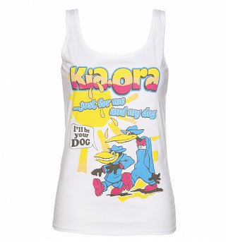 Ladies Kia-Ora 'I'll Be Your Dog' Vest