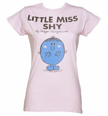 Women's Little Miss Shy Little Miss T-Shirt