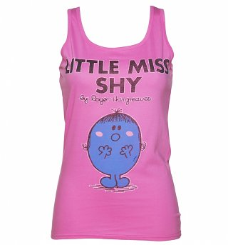 Women's Little Miss Shy Little Miss Vest