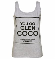 Ladies Mean Girls You Go Glen Coco Vest