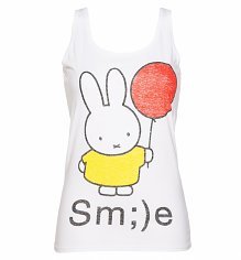 Ladies Miffy Smile Vest